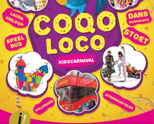 Coqo Loco De haan