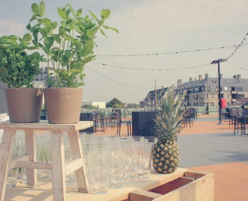 Rooftop Party AZ Damiaan