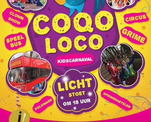 Affiche kidscarnaval