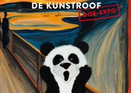 Expo Grote Kunst Affiche
