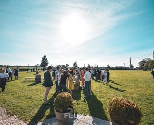 Organisatie huwelijksfeest